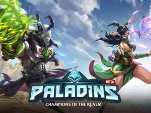 [PC, xBox, PS4] Paladins: Sammeldeal Extra-Champions