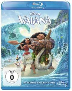 [Lokal Rostock] Vaiana Bluray 11€ bei Saturn