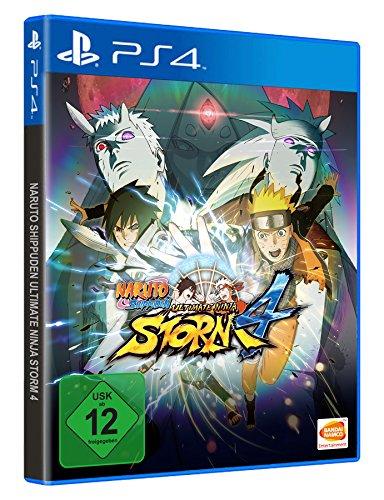 Naruto Shippuuden: Ultimate Ninja Storm 4 PS4 14,76 [PRIME]
