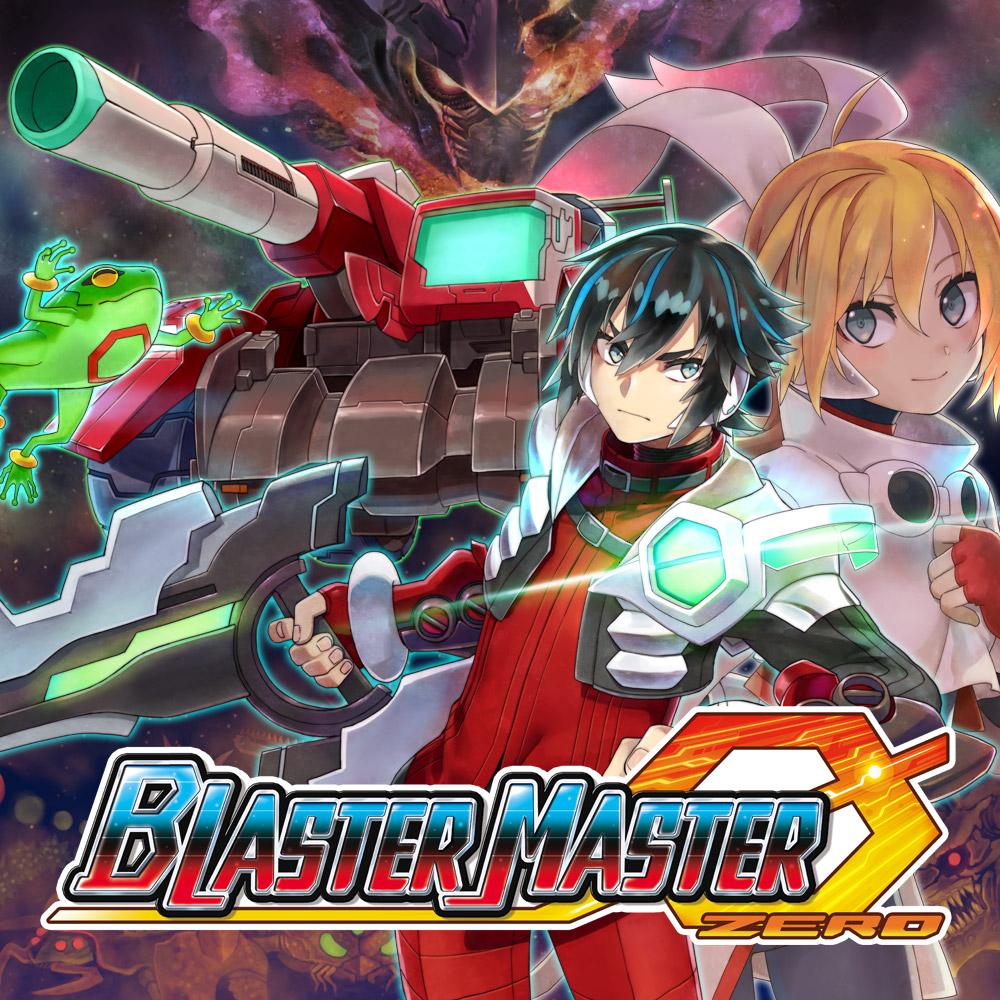 Blaster Master Zero - DLC Gratis (Nintendo Switch)