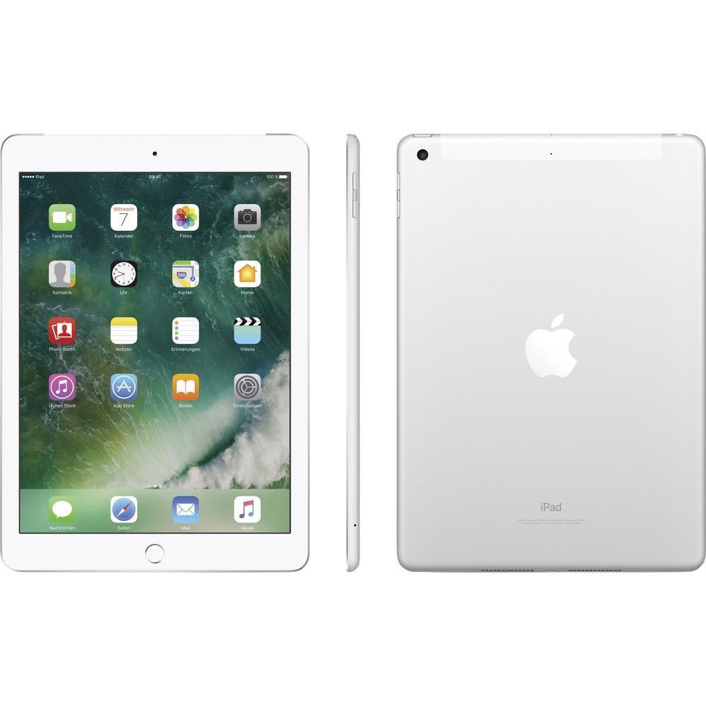 [Conrad.CH] Apple iPad 9.7 (2017) WiFi + Cellular/LTE 128 GB (alle Farben)
