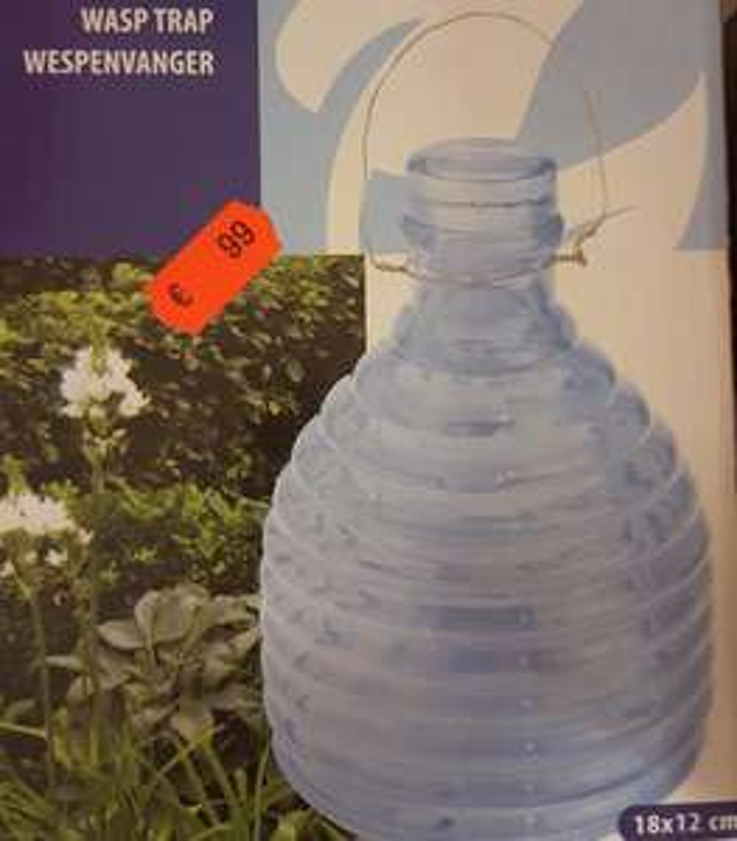 [Nauheim] Glas-Wespenfalle für nur 0,99€ [NKD]