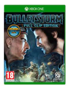 Bulletstorm: Full Clip Edition (Xbox One & PS4) für 38,82€ inkl. VSK (Game UK)