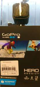 GoPro Hero 4 Session - 20 % Rabatt auf alles