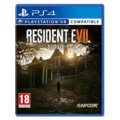 Resident Evil 7: Biohazard (PS4 & Xbox One) für je 44,70€ inkl. VSK (Game UK)