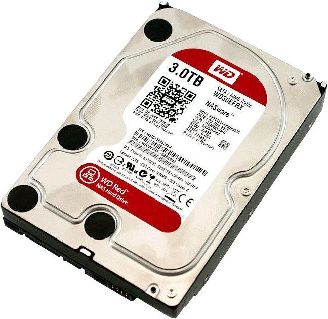 WD RED 3TB NAS Hard Drive (WD30EFRX) für 73,12€ bei schaefer-shop.de