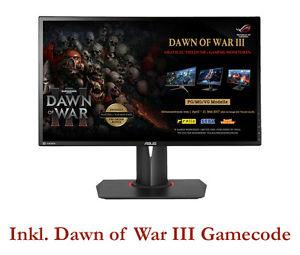 "Asus PG248Q Full HD 1ms TN Panel 24"" Zoll Monitor G-Sync (wie neu) | Dawn of War III"