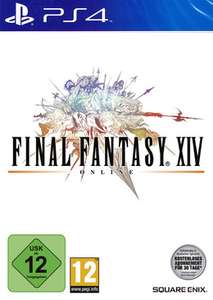 Final Fantasy XIV: A Realm Reborn Starter Edition (PS4) für 9,99€ (Alternate)