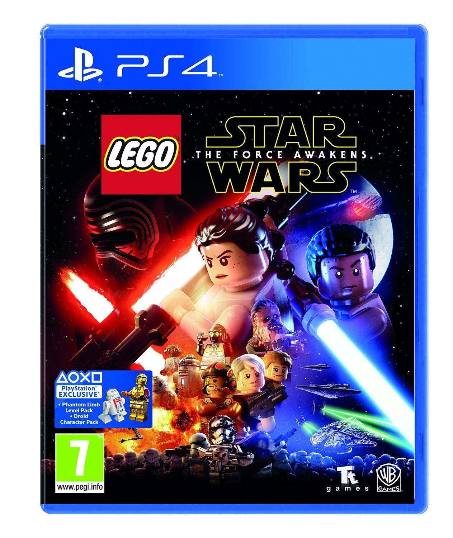 LEGO Star Wars: Das Erwachen der Macht (PS4) für 16,82€ inkl. VSK (MyMemory)