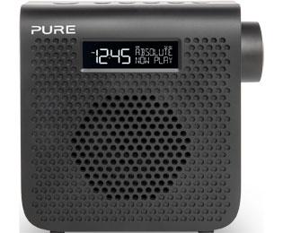 [ao.de] Pure One Mini Series 3 Radio (DAB+ Digital- und UKW-Radio) grafit oder weiss