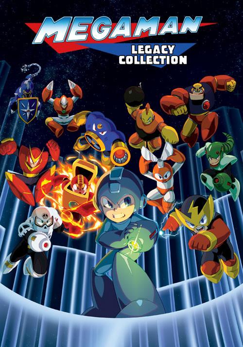 Mega Man Legacy Collection (Steam) für 6,74€ (BundleStars)