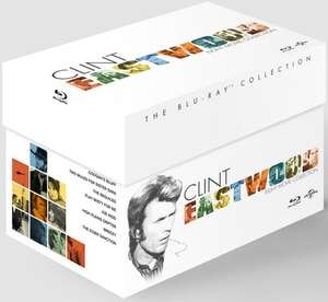 Clint Eastwood: The Collection (8x Blu-Ray) für 13€ (Zoom)