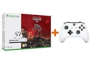 XBox One 1TB + Halo Wars 2 + 2. Controller