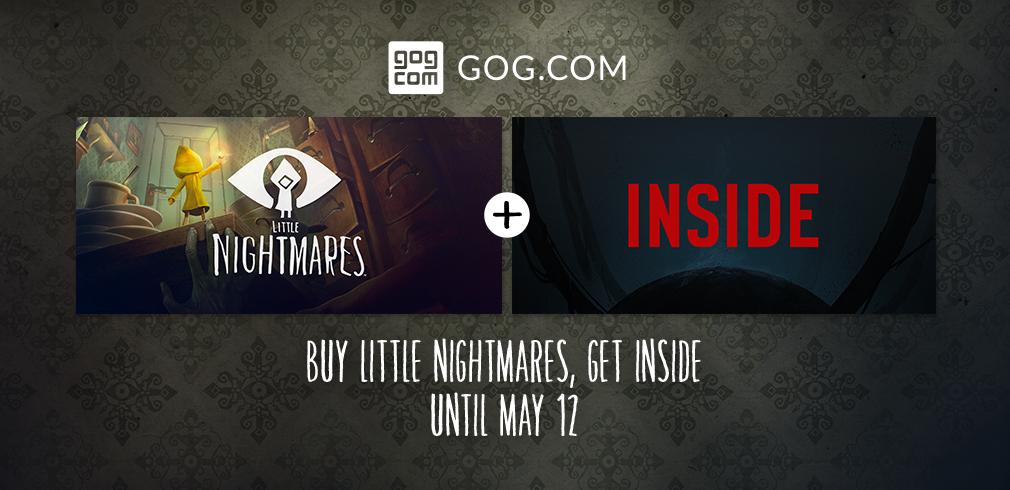 [GOG] Little Nightmares + Inside Angebot wieder online
