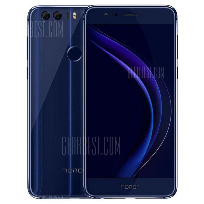 Huawei Honor 8 Blau 64 GB (Gearbest, Deutschland Shop)