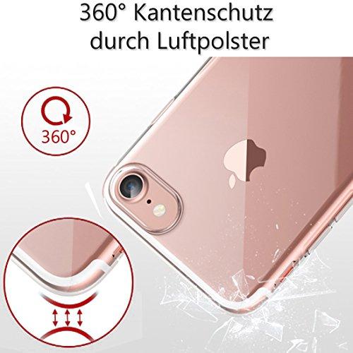 iPhone 7 Ultra-Slim Silikon Schutzhülle
