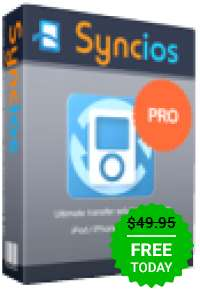Giveaway of the day — Syncios Pro 9.1.2