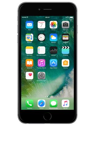 """Blau Allnet L (3GB """"LTE"""" ) + Iphone 6 Plus(64GB) für 29,99€/Monat"""