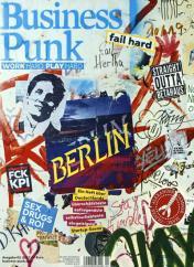Business Punk Magazin 1 Ausgabe gratis