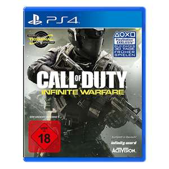 Call of Duty: Infinite Warfare (PS4) für 19,99€ [Real Abholung]