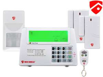 [iBOOD] Red Shield WS-100 Alarmsystem für 35,90 Euro