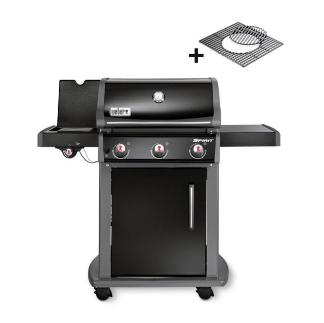 bbq-grill-world.de Weber Gasgrill E-320 Original Black GBS EUR 706, 49 - somit TPG Bauhaus für EUR 621,71 mögl