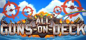 [STEAM] All Guns On Deck @Indiegala