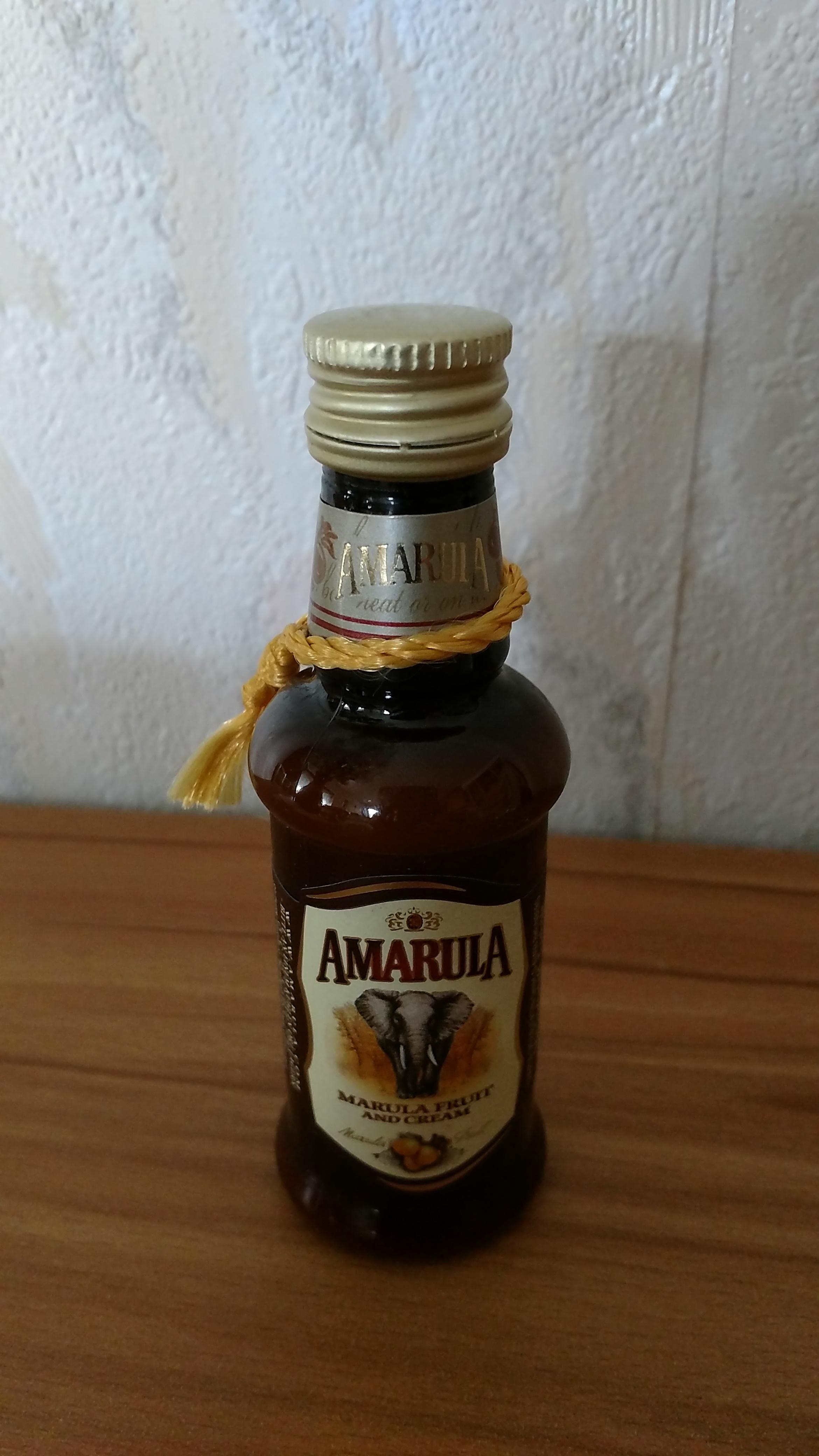 LOKAL [Real Kirchheim am Neckar] kostenlose 50ml Amarula Cream Fläschchen