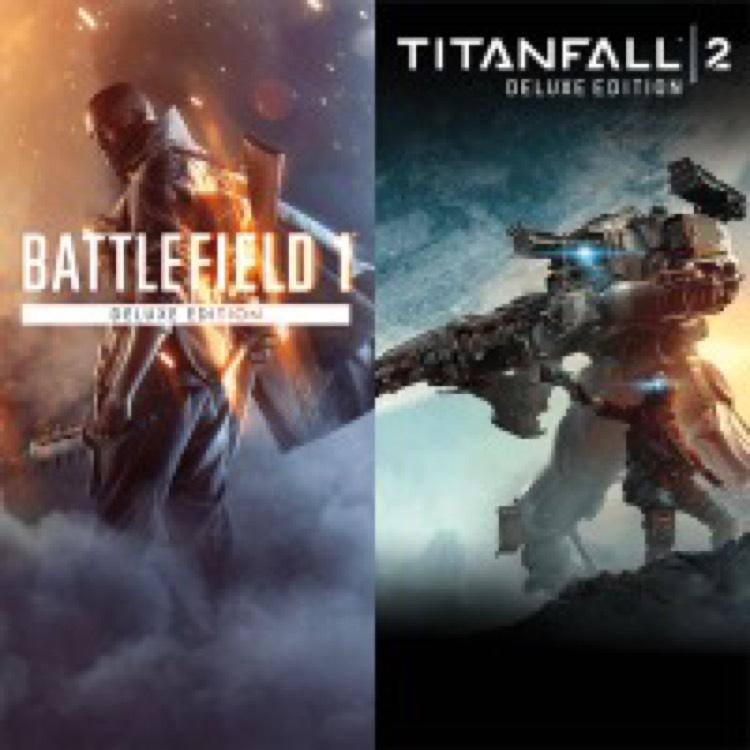 Battlefield 1 - Titanfall 2 Deluxe-Bundle
