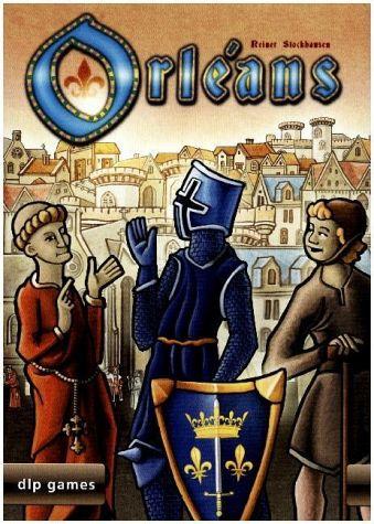 [buecher.de] Orléans - Brettspiel