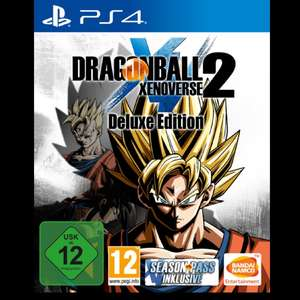 Dragonball Xenoverse 2 - Deluxe Edition - PS4