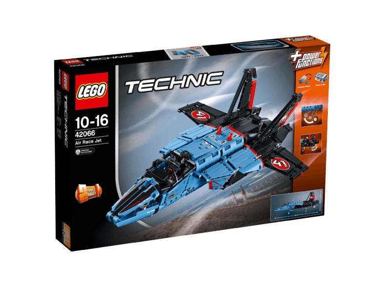 LEGO Technic Air Race Jet (42066) für 59,99€ versandkostenfrei [Saturn]