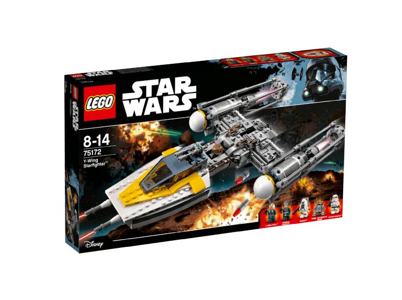 [Saturn] LEGO® Star Wars 75172 Y-Wing Starfighter™ für 29,99€ inkl. Versand
