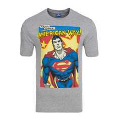 Superman und Star War T-Shirt