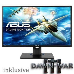 ASUS VG245HE Monitor (24'' FHD TN matt, 75Hz, 250cd/m², 1ms, 2x HDMI + VGA, integr. Lautsprecher, AMD FreeSync, VESA) + Dawn of War III für 144€ [Ebay]