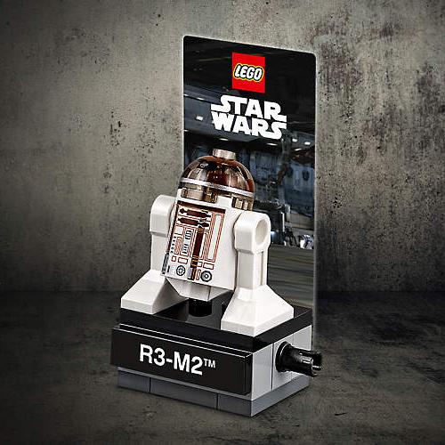 Gratis Lego R3-M2 40268 beim Star Wars Einkauf im [Lego] Shop
