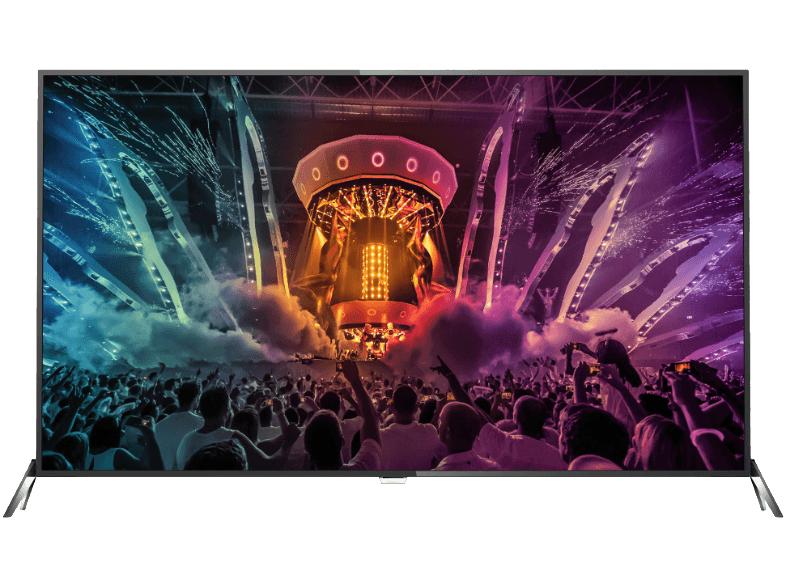 [mediamarkt+amazon] Philips 65PUS6121/12 164 cm (65 Zoll) LED Fernseher (Smart TV, 4K Ultra HD, Micro Dimming, Pixel Plus) [Energieklasse A++] für 844€ inkl. Versand