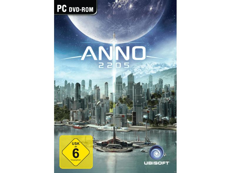 [Saturn Online] Anno 2205 für 5 € inklusive Versand