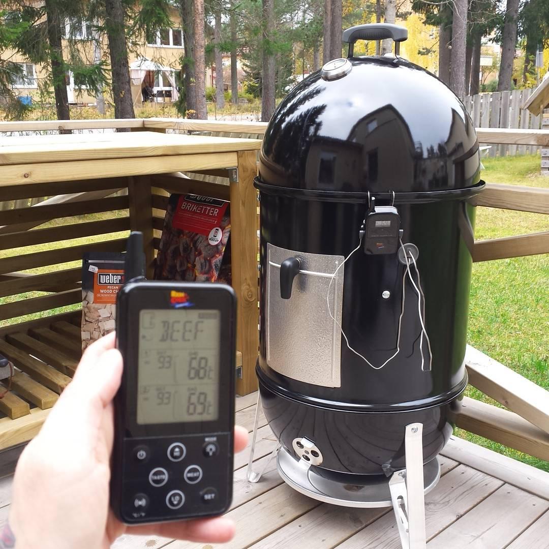 BBQ-Scout Maverick ET-733 Funk-Grillthermometer inklusive 1080 Superpunkte [Rakuten.de]