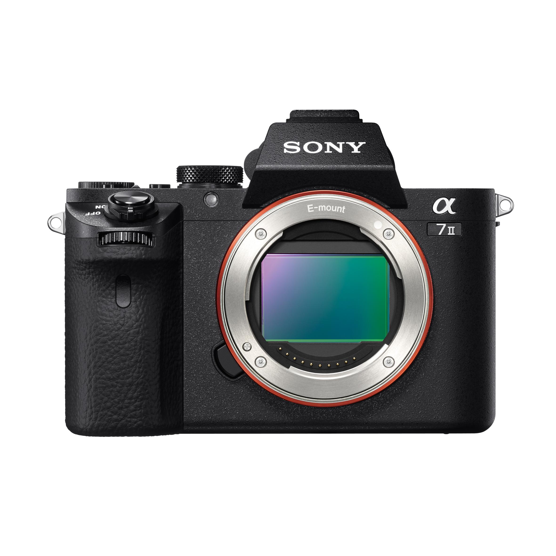 Sony Alpha 7 Mark II 200€ Rabatt bei Inzahlungnahme der Alten Kamera