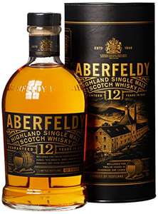 Aberfeldy Highland Single Malt 12 Jahre Whisky