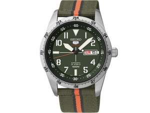 Seiko 5 Sports SRP515K1 Automatik Uhr - Military Design