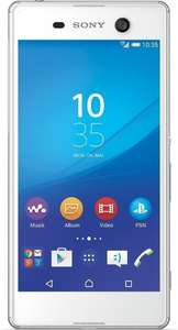 Sony Xperia M5 LTE (5'' FHD IPS, Helio X10 Octacore, 3GB RAM, 16GB eMMC, 21,5MP + 13MP Kamera, IP65/68, 2600mAh, Android 6) ab 143,10€ [Medion]