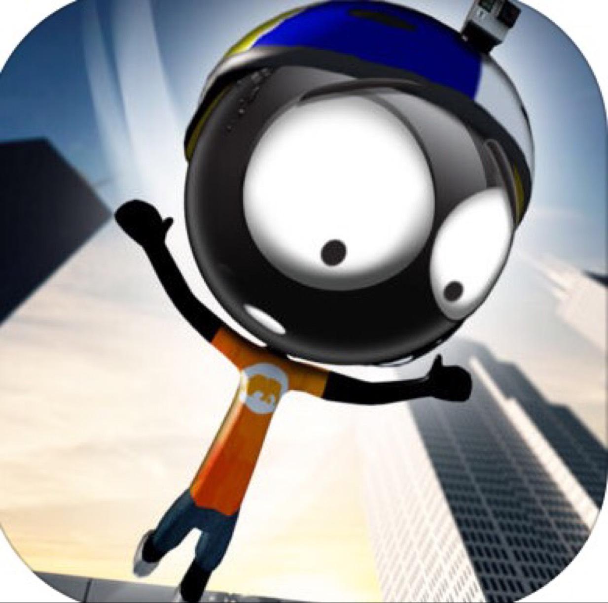 [iOS] Stickman Base Jumper 2 kostenlos statt 2,29€