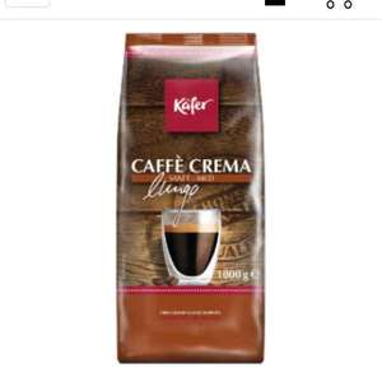 Super Samstag bei Lidl Käfer Caffe Crema,Espresso, 1Kg 7,99€