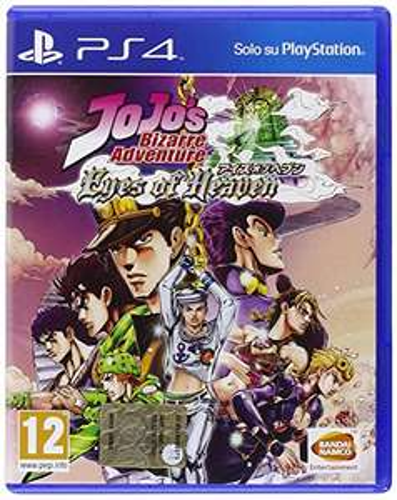 Jojo's Bizarre Adventure: Eyes of Heaven - PlayStation 4 [Amazon.it]