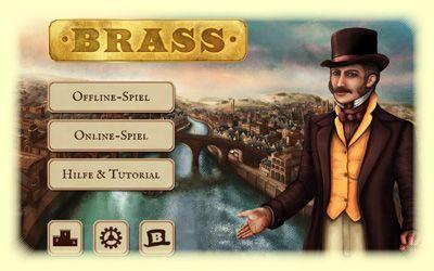 (Android)(iOS) Brass, *taktisches Wirtschafts- Brettspiel, für 4,19€ statt 6,99€