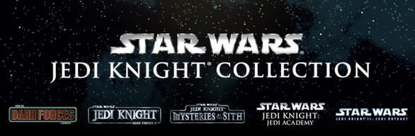 Star Wars: Jedi Knight Collection (Steam) für 4,99€ (Humble Store)