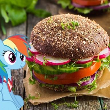 Edeka: Kostenlose Veggie Burger (Lokal: Raum Kleve, NRW / Freitag 12.05.2017)