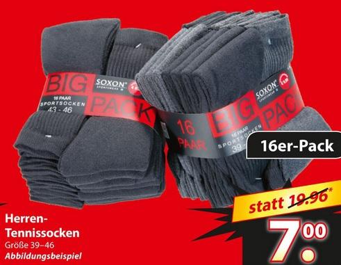 [lokal Langenhagen] 16er Pack Socken für 7,00€ @ famila